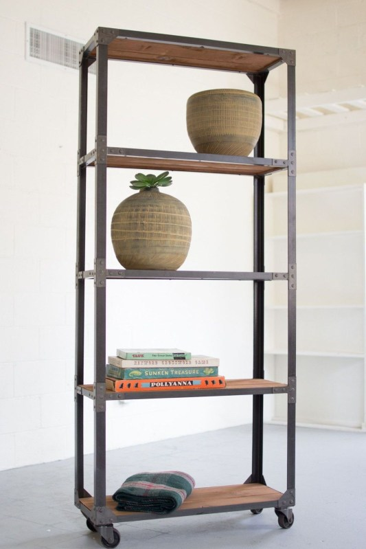 Inspiring Diy Wood Shelves Ideas On A Budget 16