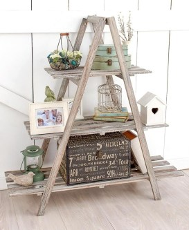 Inspiring Diy Wood Shelves Ideas On A Budget 26