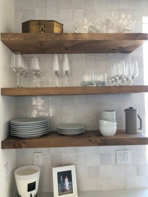 Inspiring Diy Wood Shelves Ideas On A Budget 42