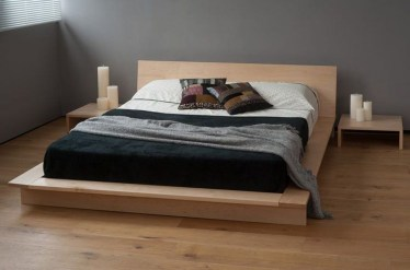 Lovely Diy Wooden Platform Bed Design Ideas 17