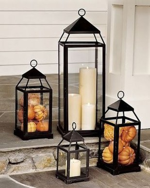 Outstanding Diy Outdoor Lanterns Ideas For Winter 06