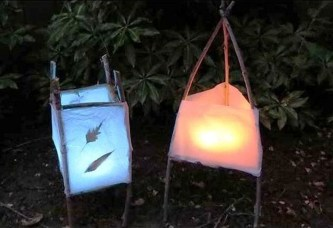 Outstanding Diy Outdoor Lanterns Ideas For Winter 33