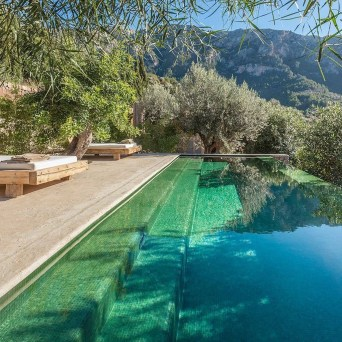 Perfect Mediteranean Swimming Pool Design Ideas 45