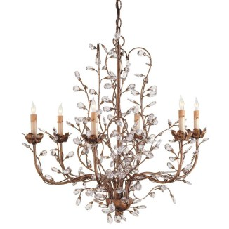 Pretty Chandelier Lamp Design Ideas For Your Bedroom 25