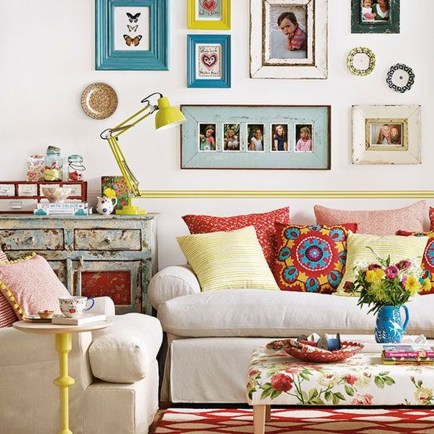 Shabby Chic Living Room Design For Your Home 45