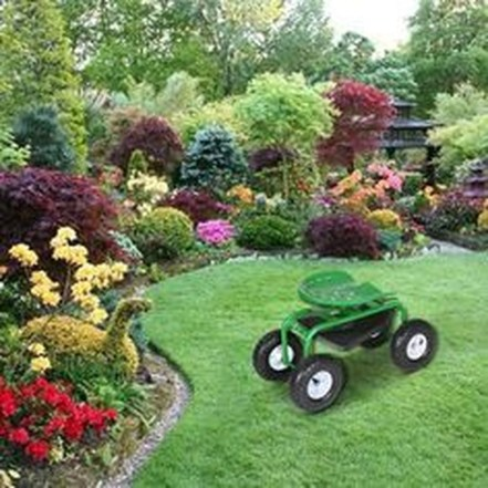 Smart Garden Design Ideas For Front Your House 32