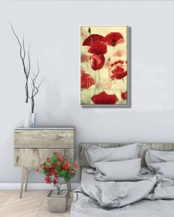 Stunning Red Home Decor Ideas For Valentines Day 34