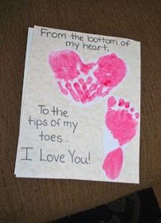 Stylish Valentine'S Day Crafts Ideas 24