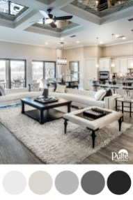 Affordable Apartment Living Room Design Ideas With Black And White Style 12
