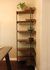 Amazing Corner Shelves Design Ideas 02