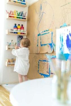 Captivating Diy Modern Play Room Ideas For Children 23