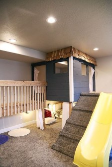 Captivating Diy Modern Play Room Ideas For Children 30