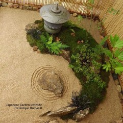 Cute Japanese Garden Design Ideas 21