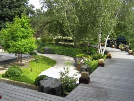 Cute Japanese Garden Design Ideas 42