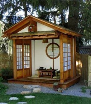 Cute Japanese Garden Design Ideas 43