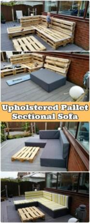 Elegant Diy Pallet Furniture Design Ideas 24