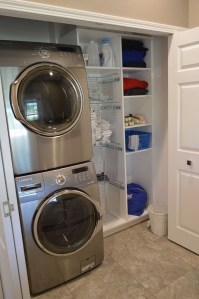 Enjoying Laundry Room Ideas For Small Space 11