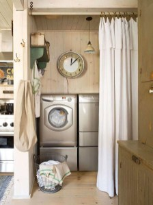 Enjoying Laundry Room Ideas For Small Space 14