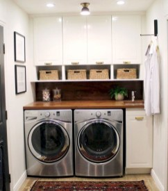 Enjoying Laundry Room Ideas For Small Space 29
