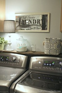 Enjoying Laundry Room Ideas For Small Space 40