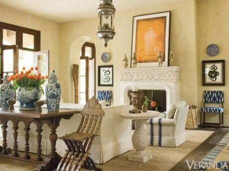 Luxury European Living Room Decor Ideas With Tuscan Style 01