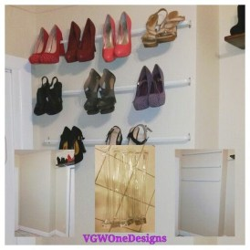 Minimalist Tiny Apartment Shoe Storage Design Ideas 02