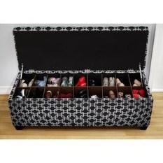 Minimalist Tiny Apartment Shoe Storage Design Ideas 16