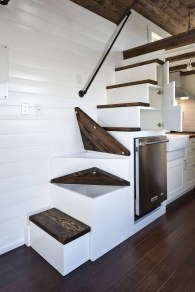 Minimalist Tiny Apartment Shoe Storage Design Ideas 41