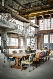 Perfect Industrial Style Loft Designs Ideas For Living Room 01