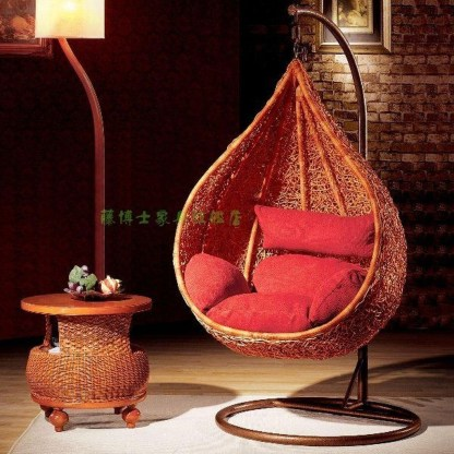 Adorable Hanging Lamp Designs Ideas From Rattan 12