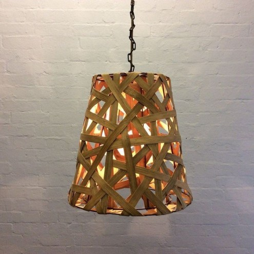 Adorable Hanging Lamp Designs Ideas From Rattan 40