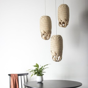 Adorable Hanging Lamp Designs Ideas From Rattan 50