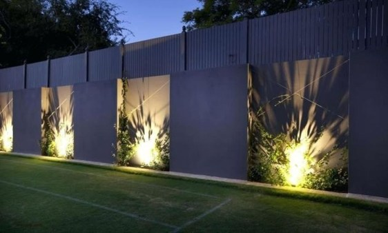Amazing Wall Outdoor Design Ideas 33