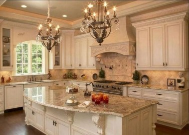Awesome French Country Design Ideas For Kitchen 24