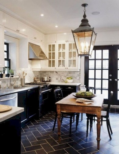 Awesome French Country Design Ideas For Kitchen 36
