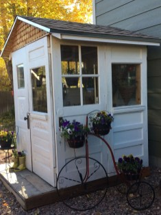 Cool Small Storage Shed Ideas For Garden 02