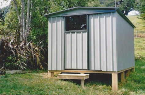 Cool Small Storage Shed Ideas For Garden 03