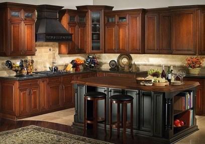 Gorgeous Traditional Kitchen Design Ideas 01