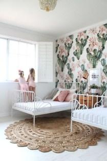 Inspiring Shared Kids Room Design Ideas 38