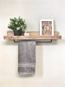 Luxury Towel Storage Ideas For Bathroom 09