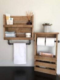 Luxury Towel Storage Ideas For Bathroom 22