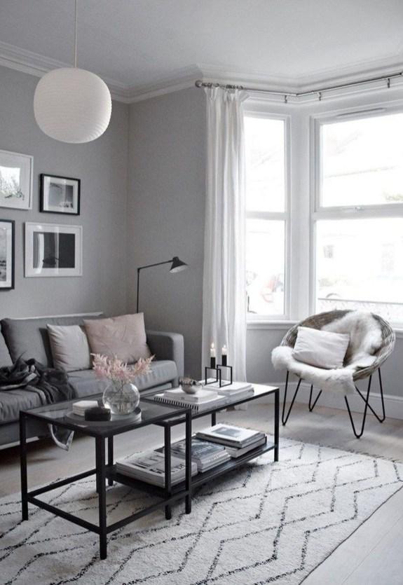 Minimalist Living Room Design Ideas 51