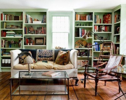 Modern Vibrant Rooms Reading Ideas 09