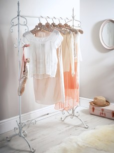 Stunning Clothes Rail Designs Ideas 14