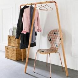 Stunning Clothes Rail Designs Ideas 44