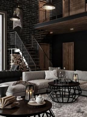Charming Living Room Design Ideas 24