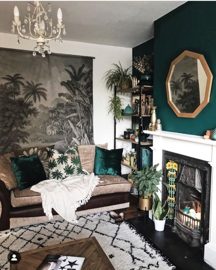 Charming Living Room Design Ideas 48