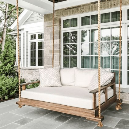 Comfy Porch Design Ideas For Backyard 03