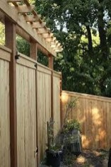 Cute Garden Fences Walls Ideas 19