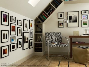Modern Vibrant Rooms Reading Ideas 20